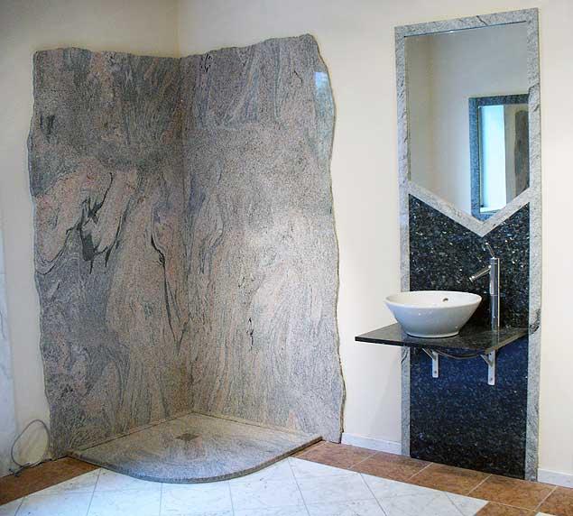 b der und duschen marmor lang natursteine. Black Bedroom Furniture Sets. Home Design Ideas